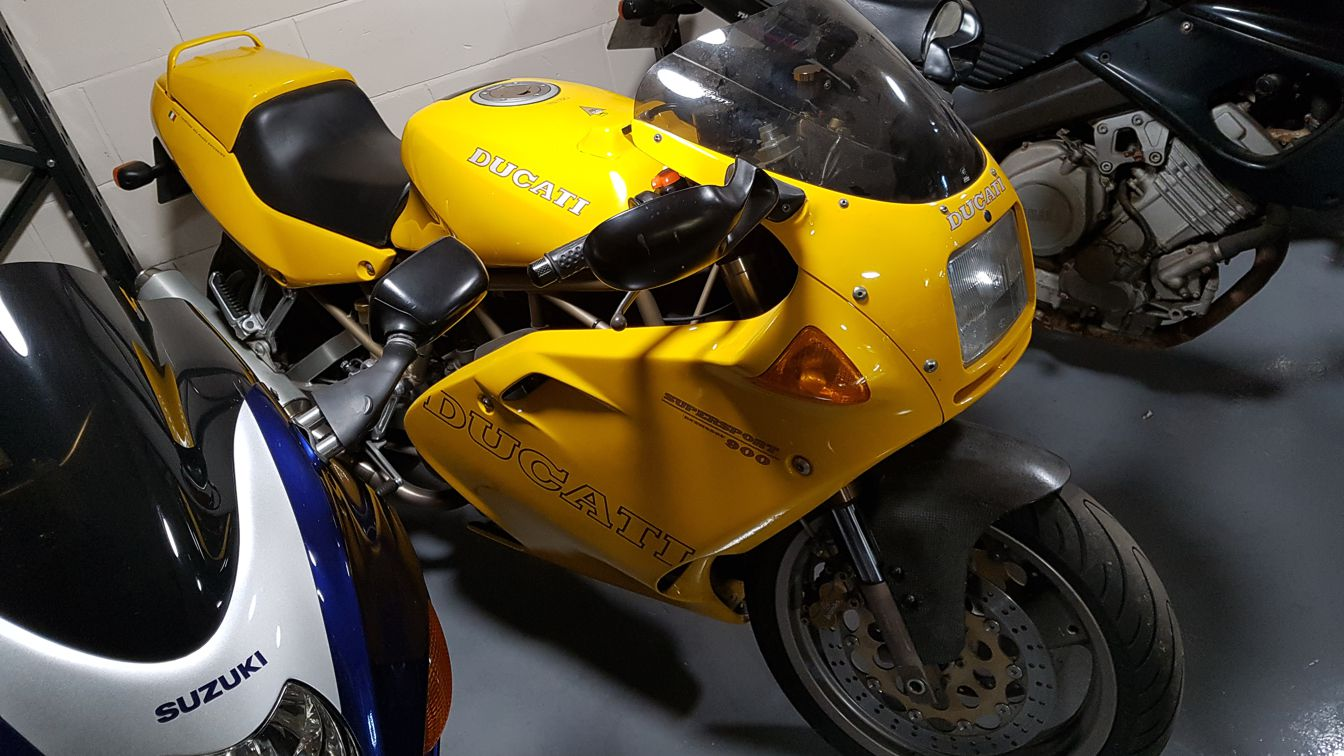 1997 Ducati 900 Supersport